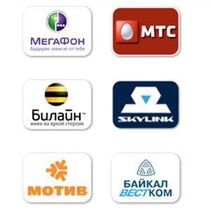 Операторы сотовой связи Бичуры